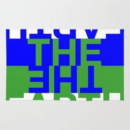 Save the Earth Rug