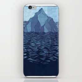 Iceberg iPhone Skin