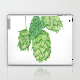 Beer Hop Flowers Laptop & iPad Skin