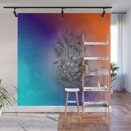 fruit basket -3- Wall Mural