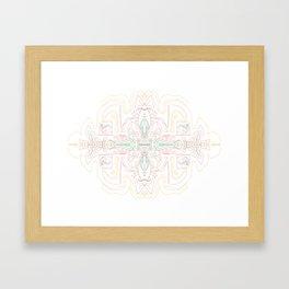 ELFDWARF Framed Art Print