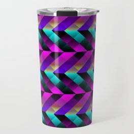 Dark Purple Travel Mug