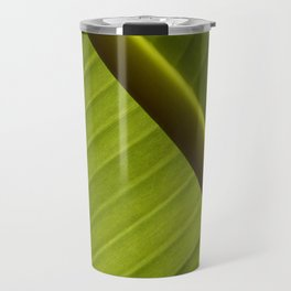 Banana Leaf Travel Mug