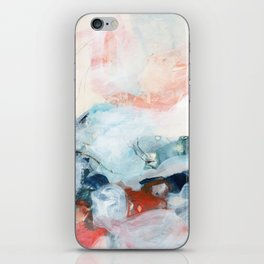 abstract painting III iPhone Skin