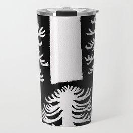 Araucarias Blancas Travel Mug