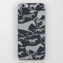 Wild Horses iPhone Skin