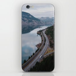 Columbia River Gorge III iPhone Skin