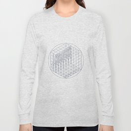Facade Long Sleeve T-shirt