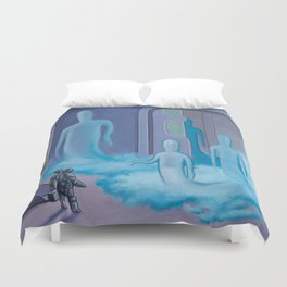 The Hollow Duvet Cover