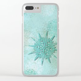 diamond dust Clear iPhone Case