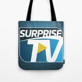 Surprise, AZ TV Tote Bag
