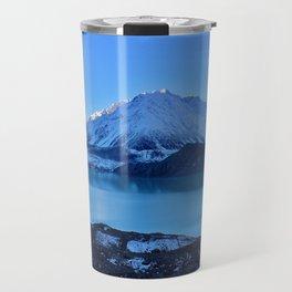 Tasman Glacier Valley Travel Mug