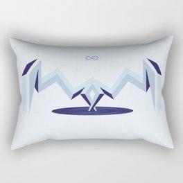 Infinity Portal Rectangular Pillow