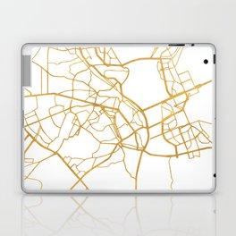 KIEV UKRAINE CITY STREET MAP ART Laptop & iPad Skin