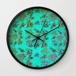 Bouquêt Wall Clock