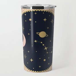 Love in Space Travel Mug
