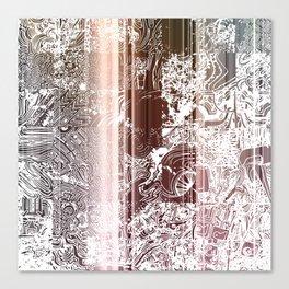 THE A LIST Canvas Print