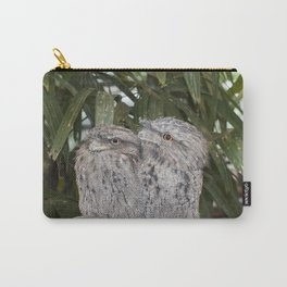 Tawny Frogmouth Bird Carry-All Pouch