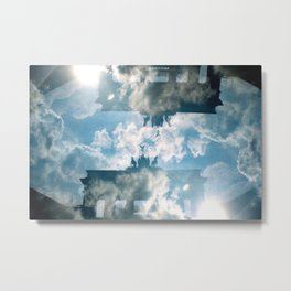 Brandenburger Tor Metal Print