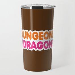 D&D All Nighter Travel Mug