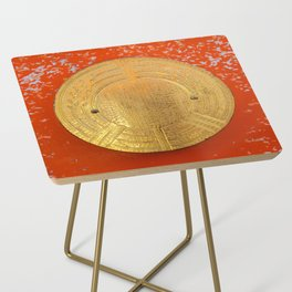 Land of the rising sun Side Table
