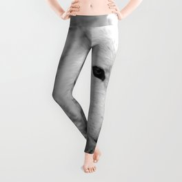 arctic wolf Leggings