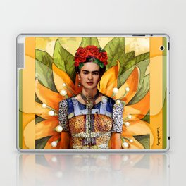 FRIDA KAHLO MARIPOSA Laptop & iPad Skin