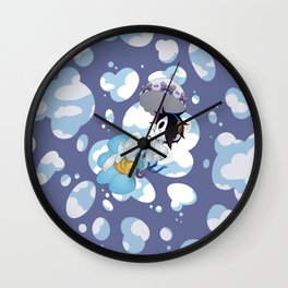 Parasol Isaac Wall Clock