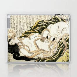 Dream of the Fisherman's Wife - Mad Men Laptop & iPad Skin