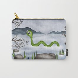 Loch ness moster Carry-All Pouch