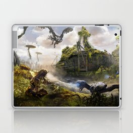 Cardiff [Horizon Zero Dawn] Laptop & iPad Skin