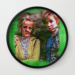 The Julies Wall Clock