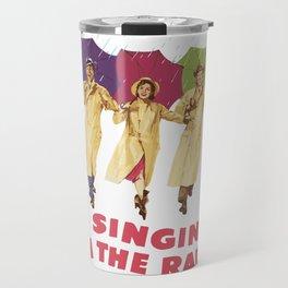 Singin in the Rain Travel Mug