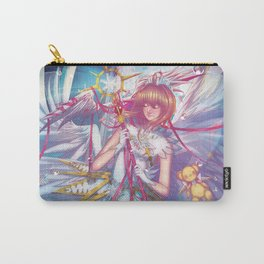 Clear Carry-All Pouch