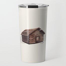 Forlorn Travel Mug