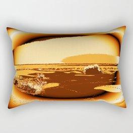 IN THE DESERT VI Rectangular Pillow