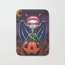 Halloween Little Devil Bath Mat