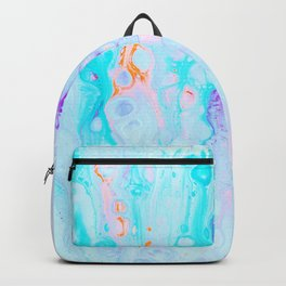 Candy Rush #abstract Backpack