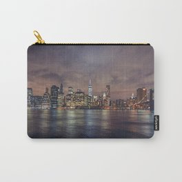 NYC Skyline Carry-All Pouch