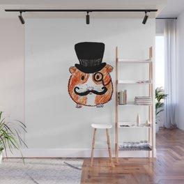 Sir Guinea Pig Wall Mural