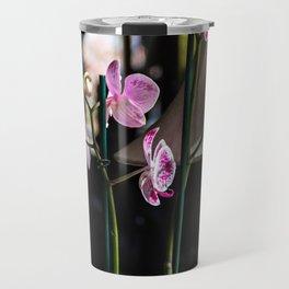 Phalaenopsis Orchid Travel Mug