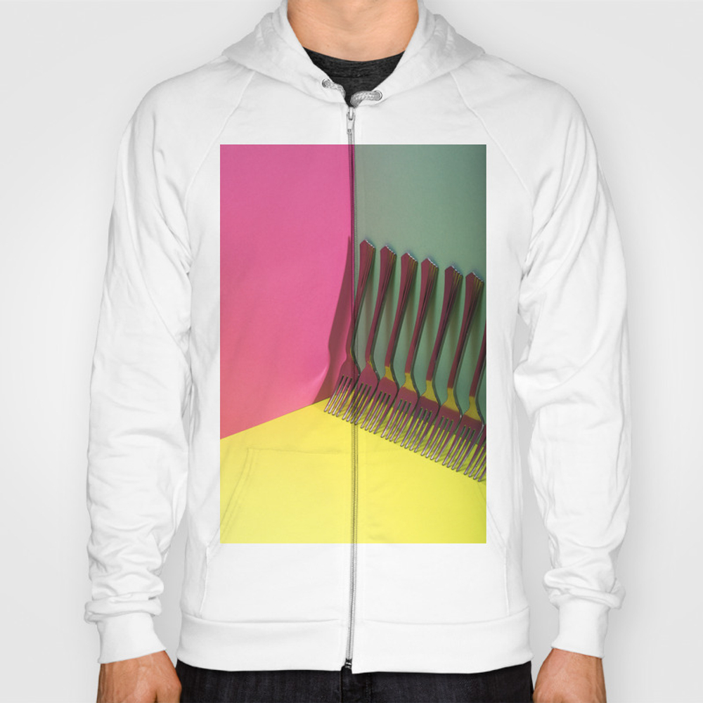 A Very Simple Still Life With Forks Hoody by Ivantsov SSR8688727