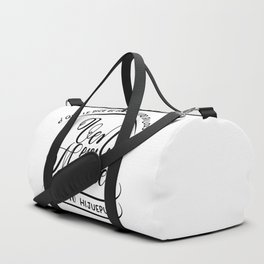 Ven para mearte insecto Duffle Bag