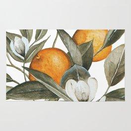 Orange Blossom Rug
