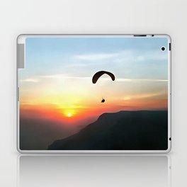 Sunset Paraglide Laptop & iPad Skin