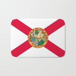 Flag of Florida Bath Mat