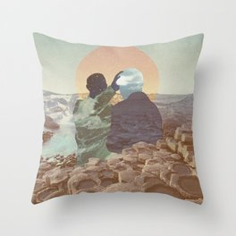 Benediction Throw Pillow