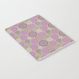 Retro Beige Notebook