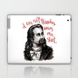 Hamilton Laptop & iPad Skin
