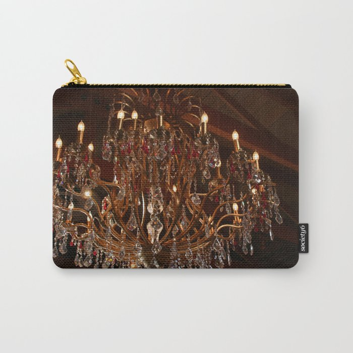Chandelier Carry-All Pouch
